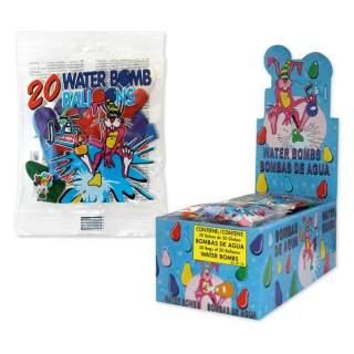 20 ballons pour bombe à eau