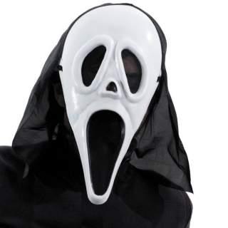 Masque Scream plastique