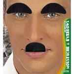 moustache et sourcils professeur