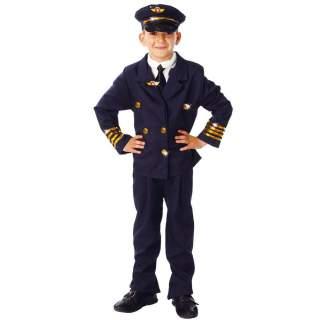 Déguisement de pilote de l'air