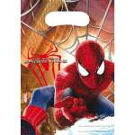 6 sachets anniversaire The Amazing Spider-Man