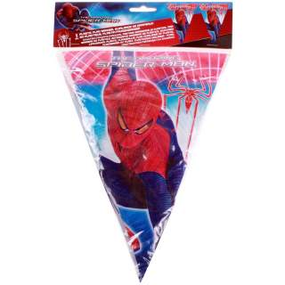 Guirlande fanions The Amazing Spider-Man
