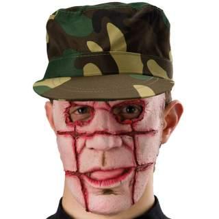 Masque blessures au visage