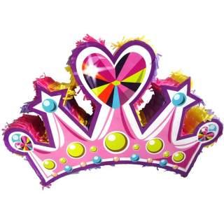 Pinata tiare de princesse