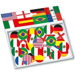 150 confettis de table pays