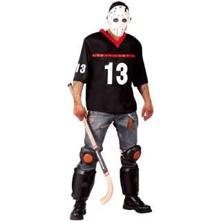 Déguisement joueur de hockey Jason