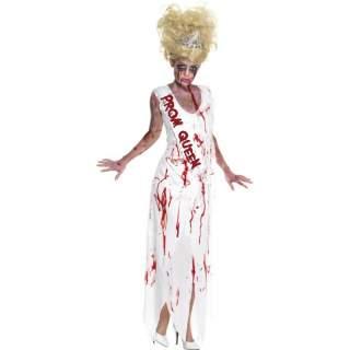 Déguisement reine de la promo zombie