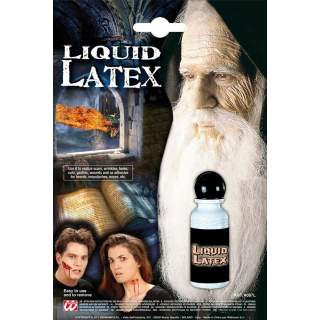 Latex liquide