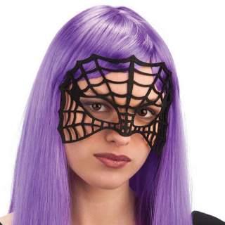 Masque toile d'araignée