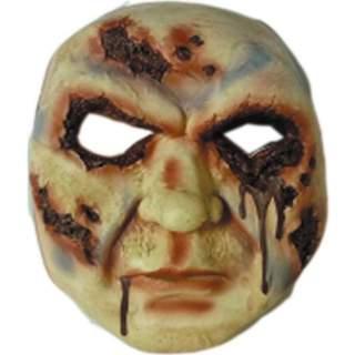 Masque zombie sanglant