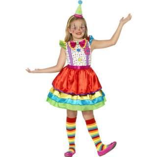 Déguisement de clown fille