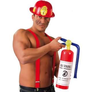 Extincteur de pompier gonflable