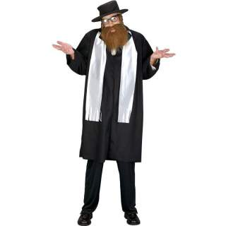 Déguisement de rabin