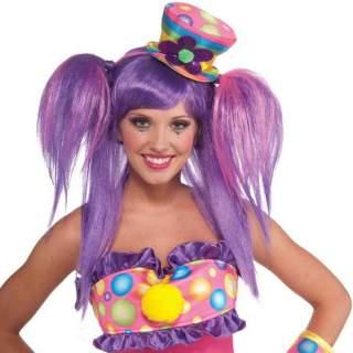 Serre-tête chapeau de clown