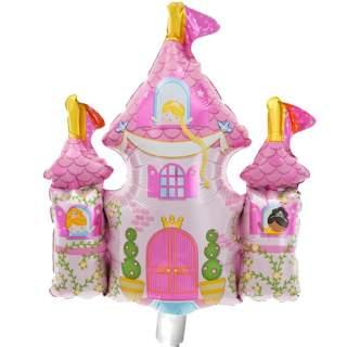 Ballon chateau de princesse