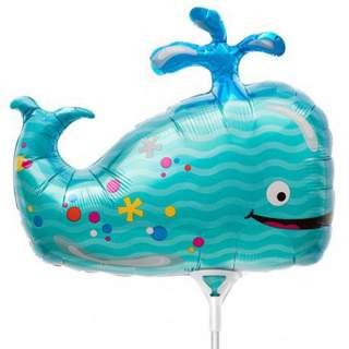 Ballon baleine