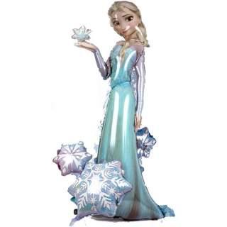 Ballon Elsa La Reine des Neiges