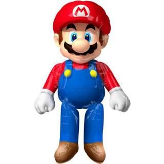 Ballon Super Mario géant