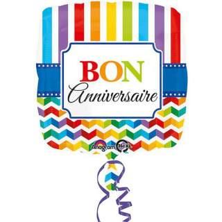 Ballon Bon Anniversaire
