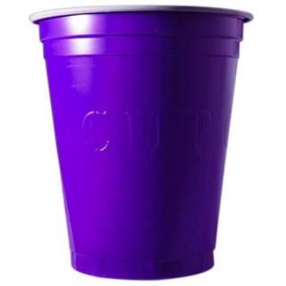 20 gobelets violets Original Cup