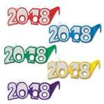 Lunettes 2018 paillettes