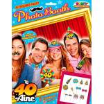 Set photo booth anniversaire 40 ans