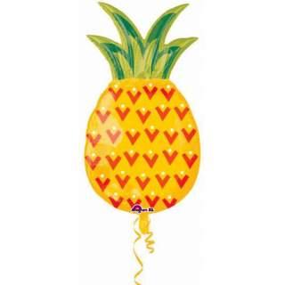 Ballon ananas géant