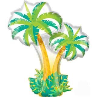 Ballon palmiers