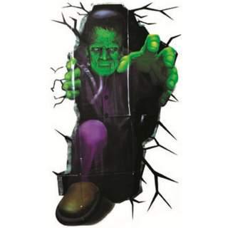 Décoration murale Frankenstein