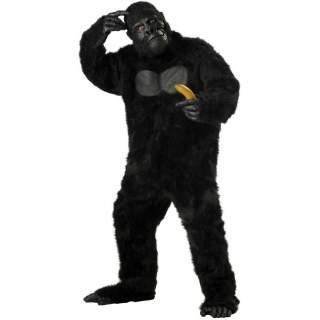 Déguisement de gorille gentil