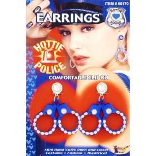 Boucles d'oreilles menottes