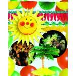 Kit décoration soleil des îles