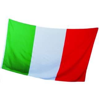 Drapeaux Italie grande taille