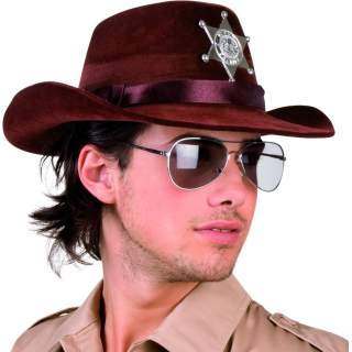 Chapeau de sheriff