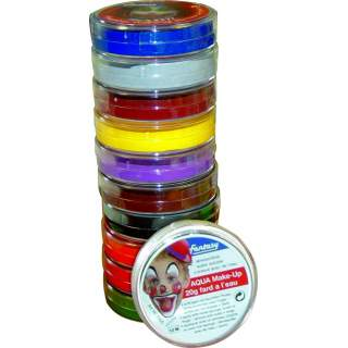Aquacolor couleurs