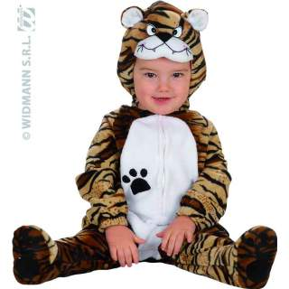 Déguisement de bébé tigre