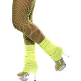 Chaussettes danse 80's fluo