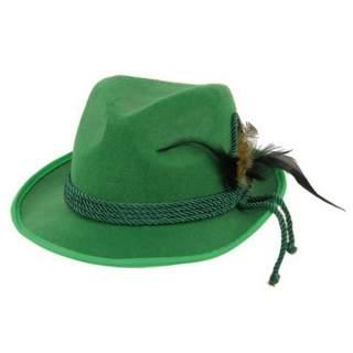 Chapeau feutre Tyrol vert