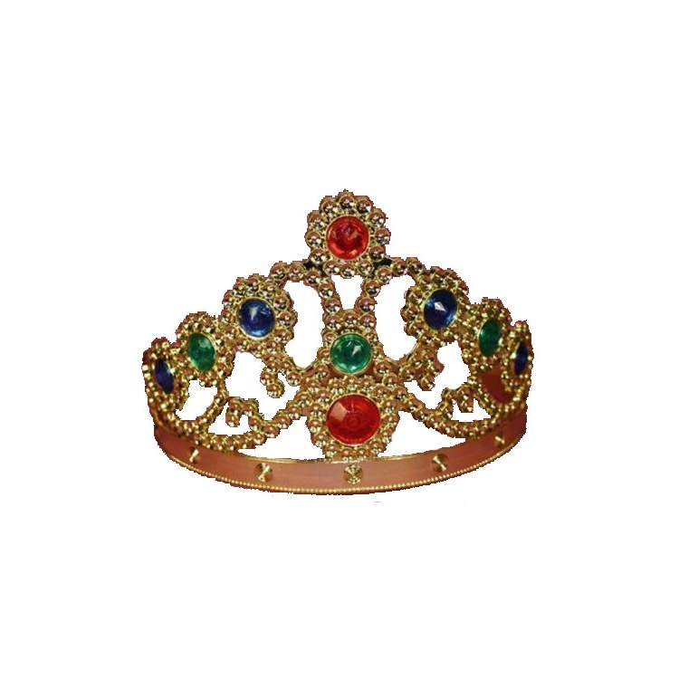 couronne de princesse or - Couronne Princesse Adulte