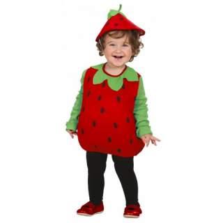 Déguisement de fraise