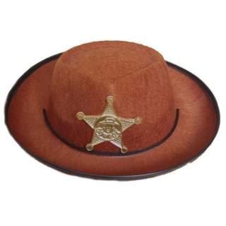 Chapeau de shérif enfant