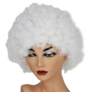 Perruque bouclée hair couleur
