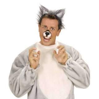 Serre tête oreilles de loup