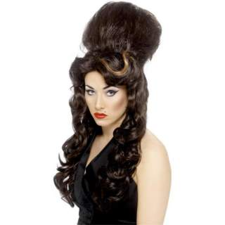 Perruque Amy Winehouse
