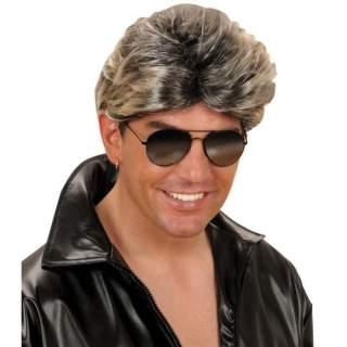 Perruque pop star des années 80