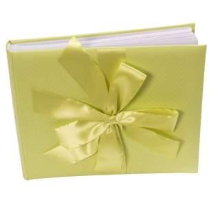 Livre d'or avec ruban 25 pages