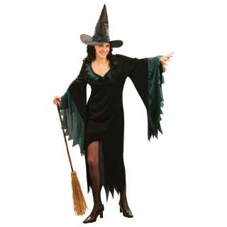 Robe de sorcière avec chapeau
