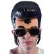 Demi-masque front rocker