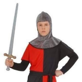 Capuche guerrier médiéval enfant