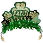 Tiare carton verte Saint Patrick